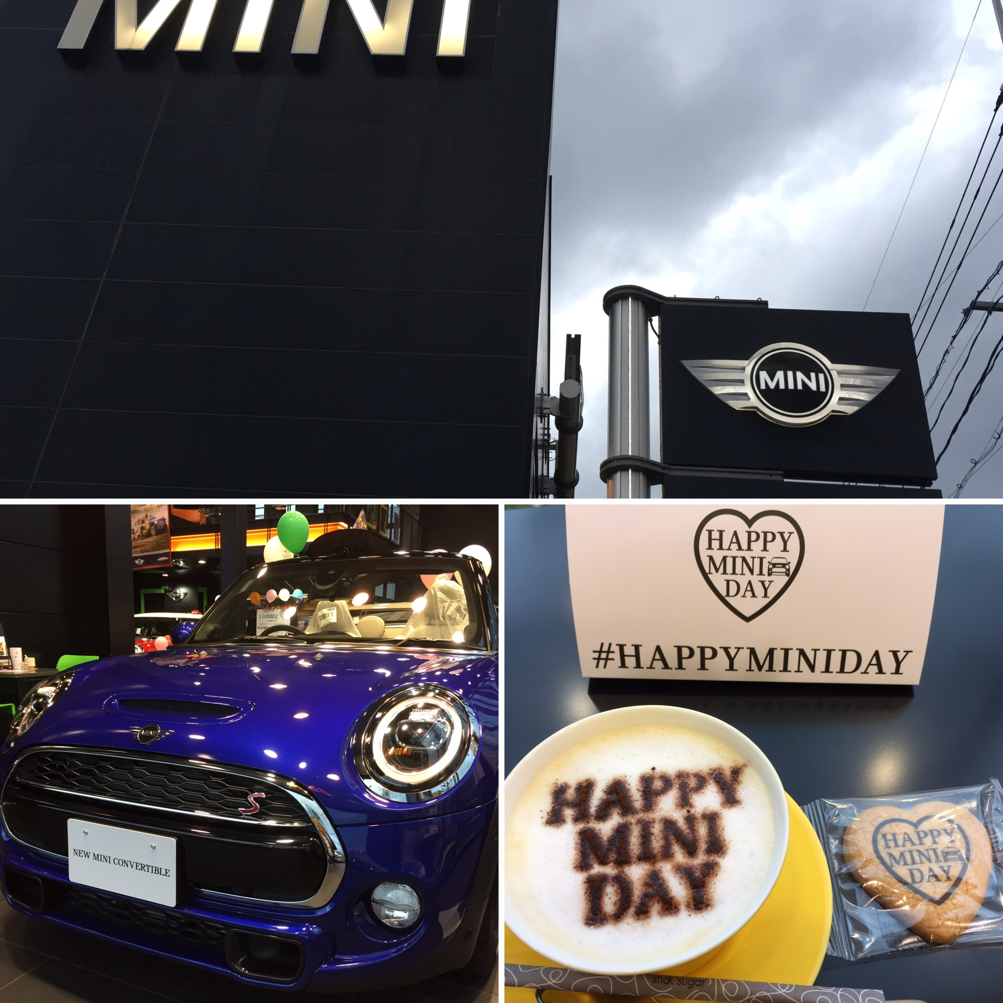 HAPPY MINI DAY