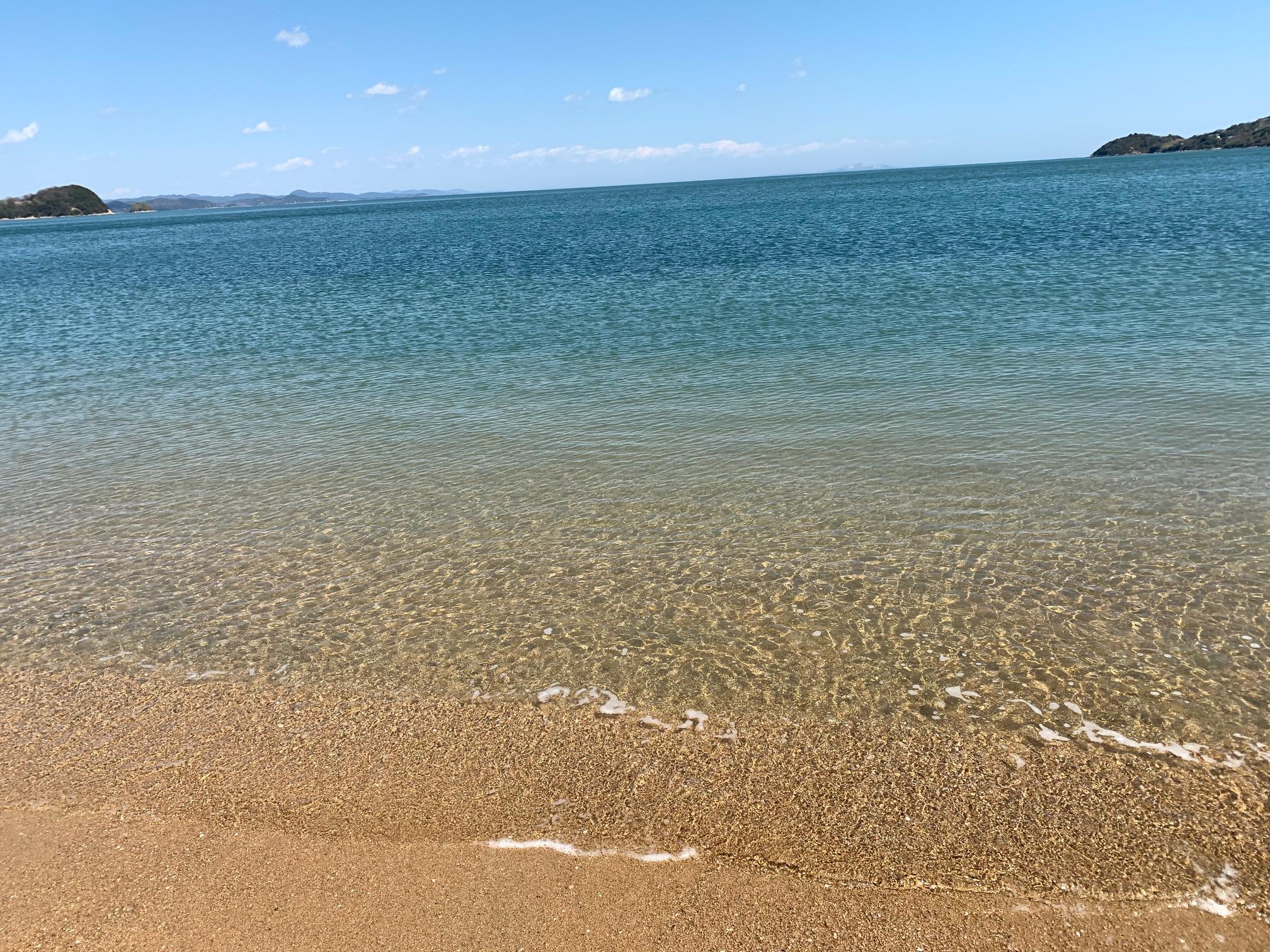 天気のいい日は日本のエーゲ海へGO!